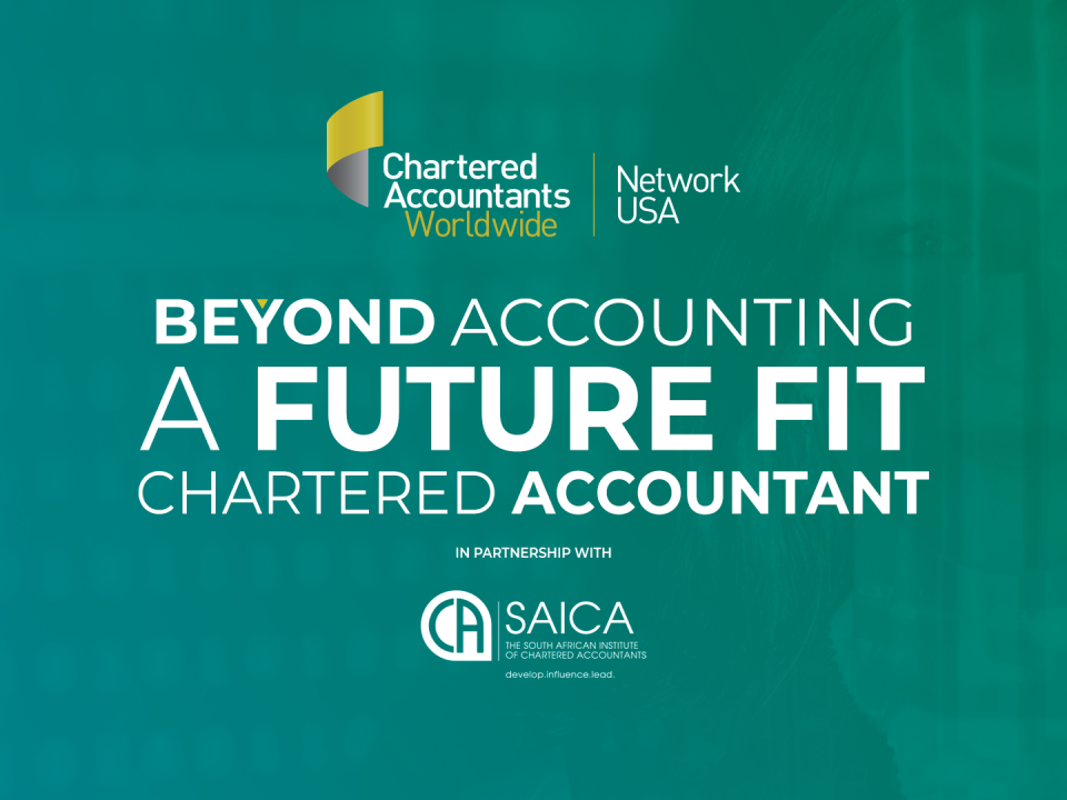 Beyond Accounting: A Future Fit Chartered Accountant